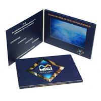 Buy cheap China Factory Cheap Price Custom Gift Greeting Cards 7 Inch Lcd Video Brochure from wholesalers
