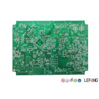 Buy cheap Family Television PCB Printed Circuit Board , PCB Board Assembly LF-HASL Surface from wholesalers