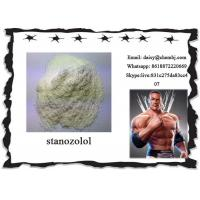 Wholesale White Crystalline Powder Bodybuilding Stanozolol Winstrol Hormones Steroid Male Enhancement Steroids CAS 10418-03-8 from china suppliers