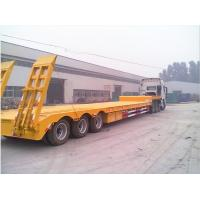 Wholesale 40ft Flatbed Container Semi Trailers for sale from china suppliers