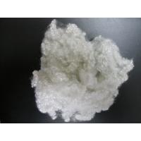 Wholesale 7D * 64mm HCS Hollow Siliconized Polyester Staple Fiber,White from china suppliers