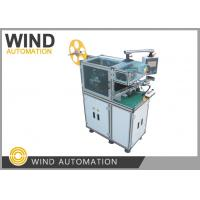 Buy cheap Armature Slot Cell Paper Inserting Machine 0.5 To 0.8 Second Per Slot DC Motor from wholesalers
