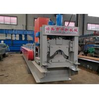 China 4KW 4m Length Sheet Metal Roll Forming MachinesWith Computer Control System on sale