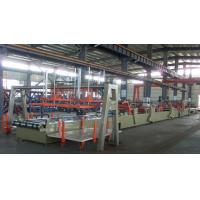 Fire Resistant Mgo Board Production Line For Interior Wall CE / ISO Certification