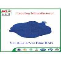 Wholesale High Stability Indigo Blue Dye Textile Dyeing Chemicals Water Resistant from china suppliers