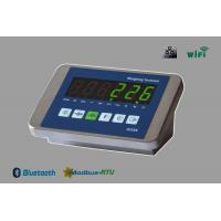 Buy cheap Waterproof IP67 Electronic Weighing Indicator With Stainless Steel Housing from wholesalers