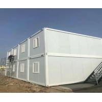 Wholesale White 20ft Modular Container House / Homes Aluminum - Zinc Color Steel Sheet from china suppliers