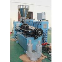 Wholesale PVC Plastic Extrusion Equipment , Pipe Extrusion Machine For 50 - 200mm Water Pipe from china suppliers