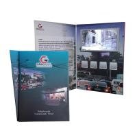 Buy cheap High End LCD Gift Card Mailer LCD Screen Festival Video Player with magnetic from wholesalers