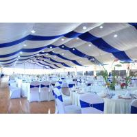Buy cheap Luxury Marquee Outside Wedding Tents Banquet Hall Tent For Event Parties from wholesalers