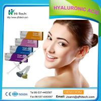 Wholesale Top-Q Hyaluronic Acid Dermal Filler High Purity BDDE Hyaluronic Acid Injection from china suppliers