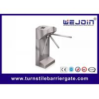 Buy cheap Both Way Rotating Tripod Turnstile Access Control Automatic Gate Barrier System from wholesalers