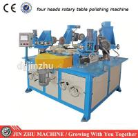 Wholesale Buffing Machine For Stainless Steel , Cookware Metal Polisher Buffer from china suppliers
