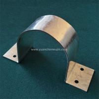 Buy cheap Sheet Metal Clips Galvanized Plate Hoop C Clamp for Pipe from wholesalers