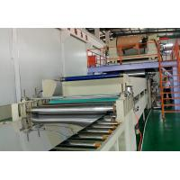 China MgO Board Production Line for Non Asbestos Grade A Fire Retardancy Wall Panel on sale