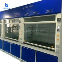 Wholesale School uses traditional laboratory instrument fume hood 1200mm,1500mm,1800mm from china suppliers