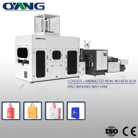 Quality Machine Non Woven Bag in Shopping Bag Making Machine for sale