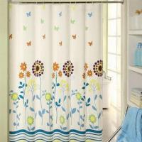 China Shower Curtain, Used for Home and Hotels  on sale