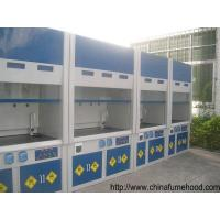 China Frp Products Series frp exhaust fume hood in Laboratory Exhaust System on sale