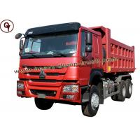Wholesale Sinotrucks 25 - Tons HOWO Heavy Tipper Forward Dump Truck For Sri Lanka from china suppliers