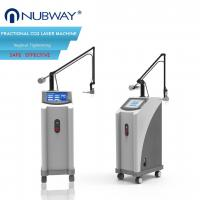 Wholesale 40 watts Glass Tube Fractional CO2 Laser Skin Resurfacing Machine NBW-FI from china suppliers