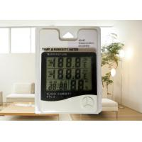 Wholesale Indoor / Outdoor Digital Hygro Thermometer LCD Display For Humidity And Temperature from china suppliers