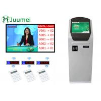 Wholesale Bank Queue Management System Queue System Ticket Dispenser Multi Counters from china suppliers
