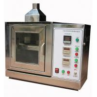 Buy cheap FMVSS 571.302 Fire Testing Equipment For Automotive Interior Material Flame from wholesalers