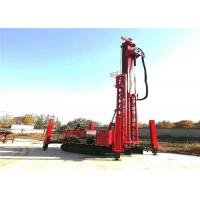 Wholesale 30-50M Hydraulic Crawler Small Core Drill Rig Good Efficiency For Explore Coring from china suppliers