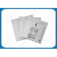 Wholesale 160 × 160 Light-Weight Plastic Film Protective Poly Bubble Envelopes , Printed Bubble Envelopes from china suppliers