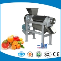 Wholesale Orange Juice Extract SUS304 2t/H Spiral Juicing Machine from china suppliers