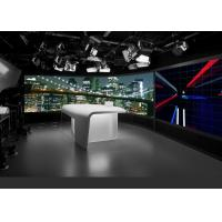 Buy cheap Small Pitch Indoor HD Led Video Wall , P1.66mm Large Video Wall Displays AC 110 from wholesalers