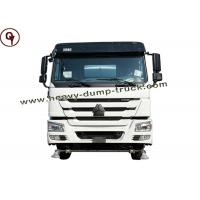 Wholesale 10 Wheel 380HP 420HP Sinotruk Howo 6x4 Dump Truck Manual Transmission Type from china suppliers
