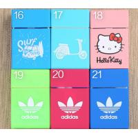 China Cute Silicone Rubber Personalised Cigarette Case Custom Logo For Cigar on sale