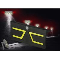 Wholesale IP65 PIR Solar Powered Motion Lights , Outdoor Solar Wall Lights Zero Electrical Bill from china suppliers