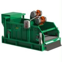 Wholesale 130m³ / H Capacity Linear Motion Shale Shaker With Strong Vibration Strength from china suppliers
