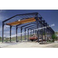 China Steel Framelight Pre-Engineered Building Dimension Customized For Workshop on sale