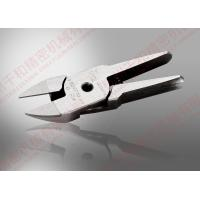 Buy cheap Sliver1.00mm Copper Wire Air Nipper Scissors with CS10 / C20 / C40 Cylinder from wholesalers