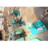 Wholesale Single Tape Razor Blade Wire Making Machine , Fully Automatic Barbed Wire Machine from china suppliers