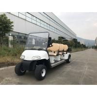 Buy cheap Installed With Plastic Cargo Box Small Electric Golf Carts 6 Seats Without Car from wholesalers