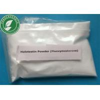Wholesale Raw Steroid Powder Fluoxymesterone Halotestin For Anti Cancer CAS 76-43-7 from china suppliers