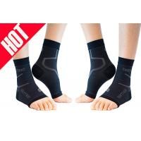 Wholesale Plantar Fasciitis Compression Socks , 20 - 30 Mm Height Ankle Support Sleeve Relieve Arch Pain from china suppliers