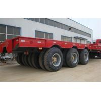 Buy cheap China SINOTRUCK 2/3/4 Axles Low Bed Trailer Truck Exported To Sudan from wholesalers