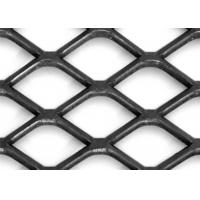 Wholesale Mild Stainless Steel Expanded Metal Mesh , 1 Inch PVC Coated Expanded metal Wire Mesh from china suppliers