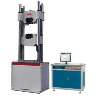 Wholesale High Pressure Hydraulic Tensile Testing Machine With 2000 KN Capacity from china suppliers