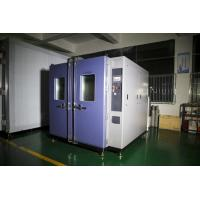 Buy cheap 3375 L Walk-in Temperature and Humidity Test Chamber For Glue 110C Large Display from wholesalers