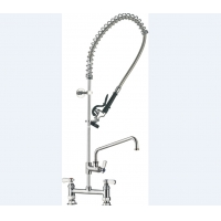Wholesale 8 Inch Senter Pre Rinse Unit Deck Mounted from china suppliers