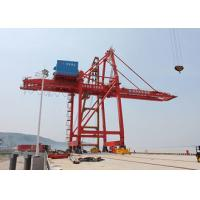 Wholesale Ship To Shore Port Gantry Crane Electric Motors Driving For Container Handling from china suppliers