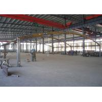 Wholesale Smart Auto Steel Building Structures , Matured Residential Covered Parking Structures from china suppliers
