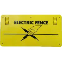Wholesale PP Electric Fence Warning Sign from china suppliers